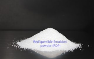 Application of (VAE )dispersible polymer powder in different dry mortar products