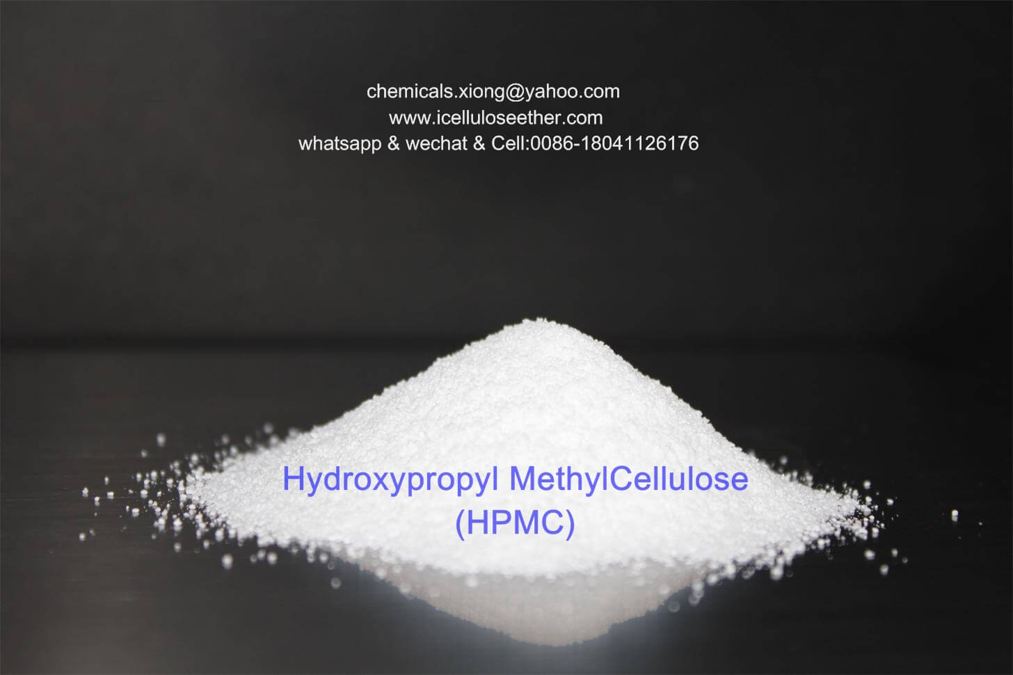 4 methods  to identify the real and fake of hydroxypropyl methylcellulose!